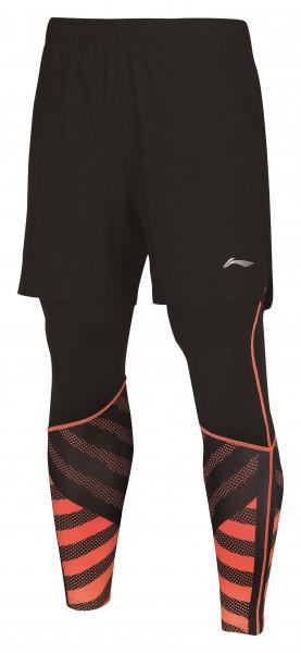 AAPN151-1 Leg Warmer Shorts Orange