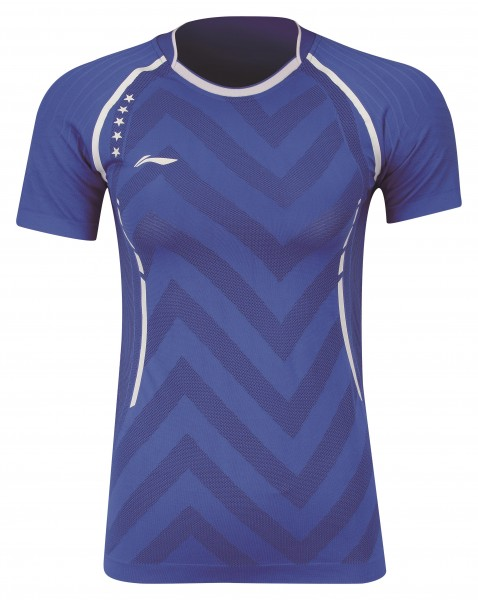 AAYM012-2 National Team Jersey Women Blue